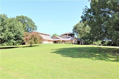 Alma Single Family Home For Sale: 1122 Ridgeview DR