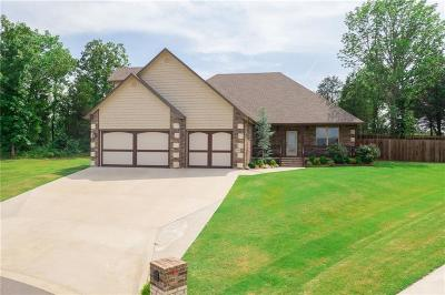 Fort Smith AR Single Family Home For Sale: $309,900