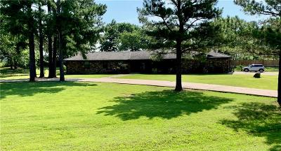 Leflore County Single Family Home For Sale: 39832 US Highway 59