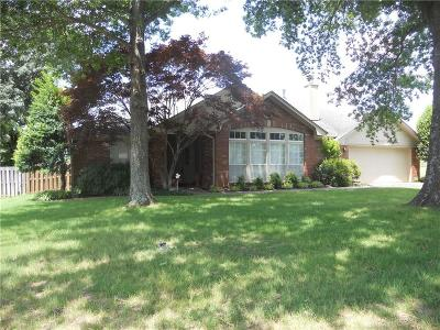 Fort Smith AR Single Family Home For Sale: $199,900