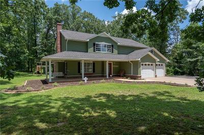 Alma Single Family Home For Sale: 1224 Porter PL
