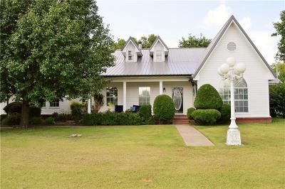 Leflore County Single Family Home For Sale: 19736 Knot Hole RD