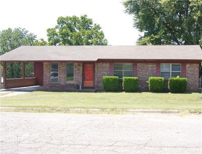Van Buren Single Family Home For Sale: 1117 25th ST