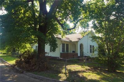 Fort Smith Single Family Home For Sale: 801 N S ST
