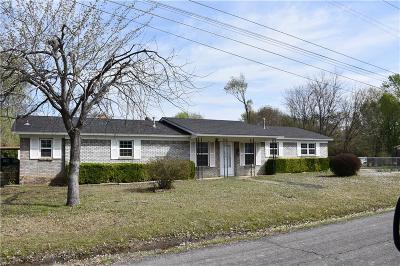 Sallisaw Single Family Home For Sale: 501 E Sarah Avenue
