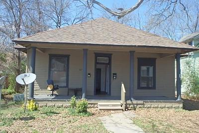 Fort Smith AR Multi Family Home For Sale: $65,000