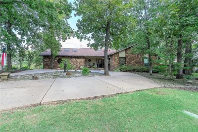 Fort Smith Single Family Home For Sale: 11011 Hunters Point RD