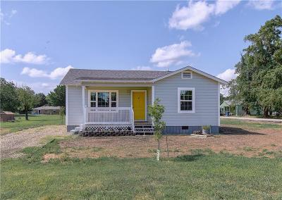 Muldrow Single Family Home For Sale: 502 SW 4th