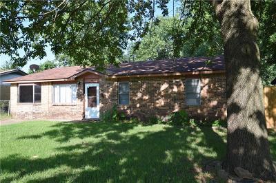 Van Buren Single Family Home For Sale: 316 S 42nd