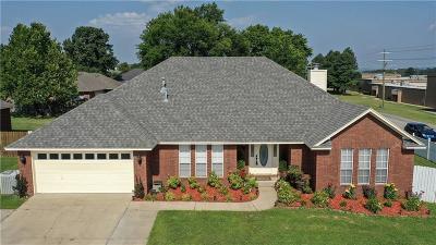 Van Buren Single Family Home For Sale: 1525 Trenton Drive