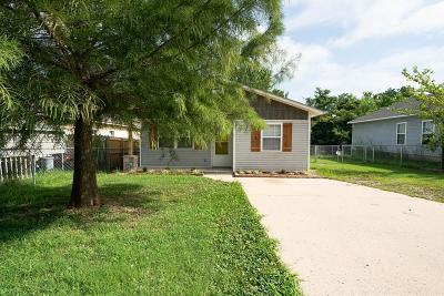 Fort Smith AR Single Family Home For Sale: $89,900