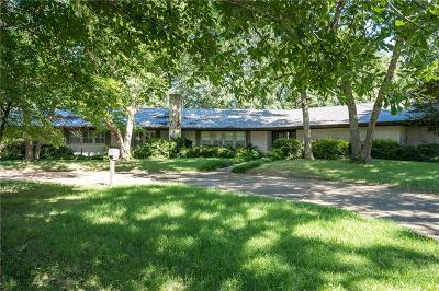 Fort Smith Single Family Home For Sale: 2415 Hendricks BLVD