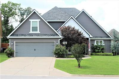 Fort Smith AR Single Family Home For Sale: $242,500
