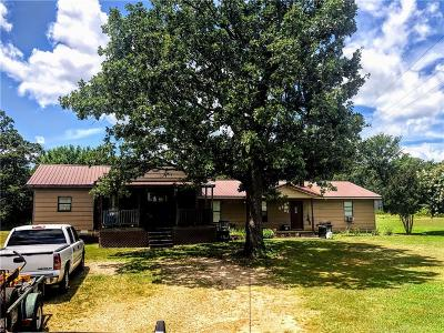 Sallisaw Single Family Home For Sale: 101757 4620 Road