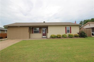 Fort Smith AR Single Family Home For Sale: $92,000