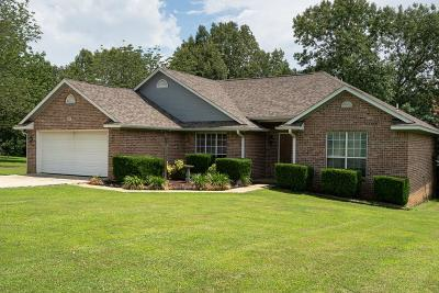 Greenwood Single Family Home For Sale: 527 Caperton LOOP