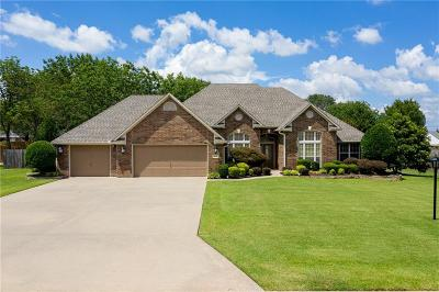 Fort Smith Single Family Home For Sale: 6501 Southfield DR