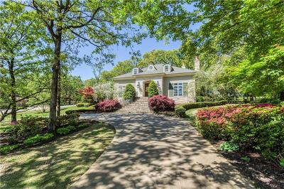 Fort Smith Single Family Home For Sale: 3001 S Cliff Drive