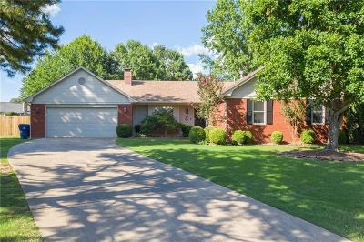 Fort Smith Single Family Home For Sale: 5415 S 93rd CIR