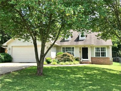 Van Buren Single Family Home For Sale: 2326 Baldwin ST