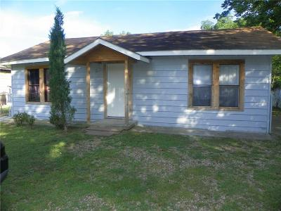 Fort Smith AR Single Family Home For Sale: $70,000