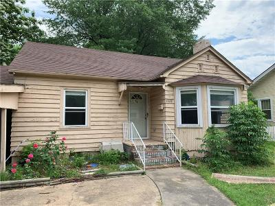 Fort Smith AR Single Family Home For Sale: $62,500