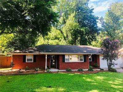 Fort Smith Single Family Home For Sale: 2920 Enid ST