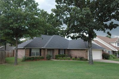 Fort Smith AR Single Family Home For Sale: $182,500