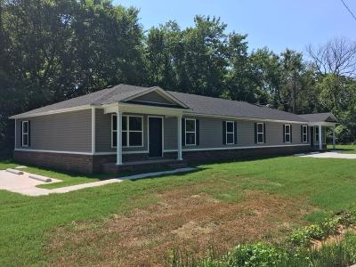 Fort Smith AR Multi Family Home For Sale: $208,500
