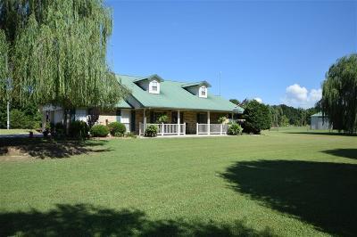 Sallisaw OK Single Family Home For Sale: $242,000