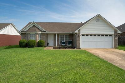 Fort Smith Single Family Home For Sale: 605 Apple Valley DR