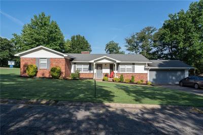 Van Buren Single Family Home For Sale: 1401 10th ST
