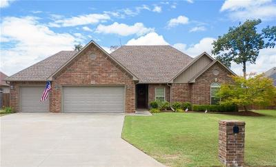 Fort Smith Single Family Home For Sale: 9000 Southridge DR