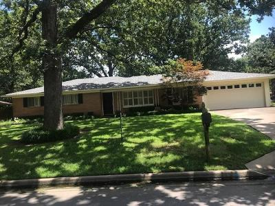 Fort Smith Single Family Home For Sale: 3313 41st ST