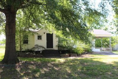 Van Buren Single Family Home For Sale: 13 Crape Myrtle RD