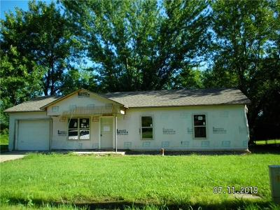 Lavaca AR Single Family Home For Sale: $47,850