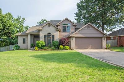 Van Buren Single Family Home For Sale: 1404 Monarch DR