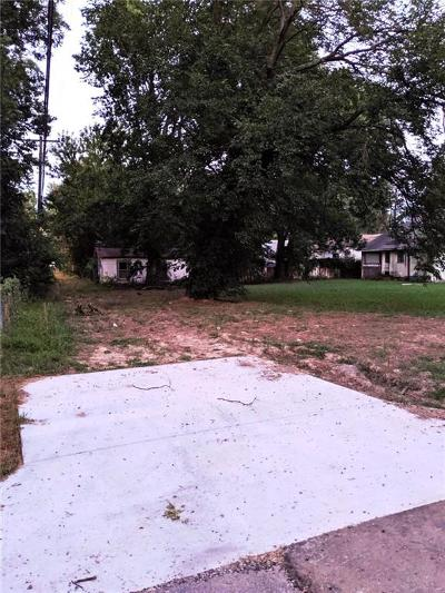 Fort Smith AR Single Family Home For Sale: $21,900