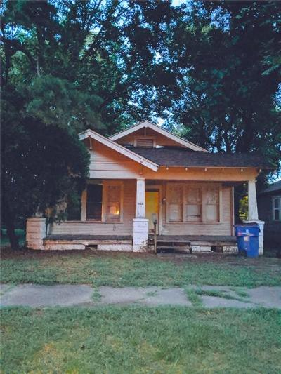 Alma, Van Buren, Fort Smith, Pocola, Poteau, Spiro Single Family Home For Sale: 1404 N 29th ST