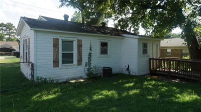 Alma, Van Buren, Fort Smith, Pocola, Poteau, Spiro Single Family Home For Auction: 4801 Wirsing AVE