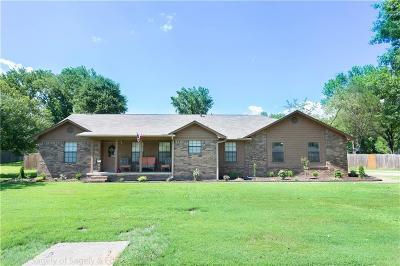 Alma Single Family Home For Sale: 1220 Norman CIR