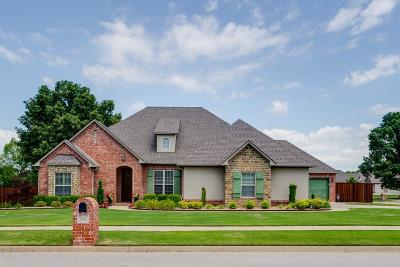 Fort Smith AR Single Family Home For Sale: $362,000