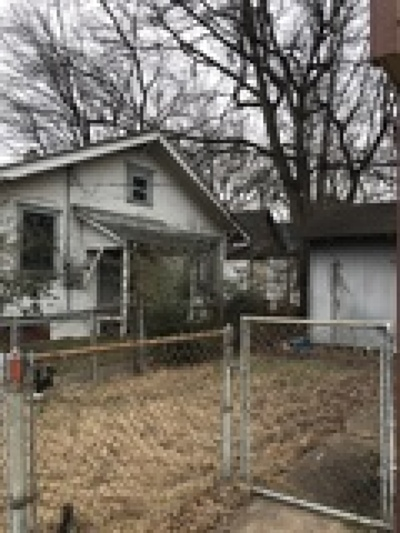 Fort Smith AR Single Family Home For Sale: $39,900