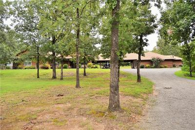Leflore County Single Family Home For Sale: 34224 Cooper RD