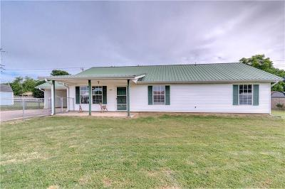 Muldrow Single Family Home For Sale: 403 Eagle Rock RD
