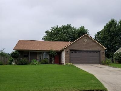 Greenwood Single Family Home For Sale: 1827 Whippoorwill DR
