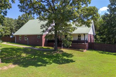 Van Buren Single Family Home For Sale: 5130 Pine Hollow Road