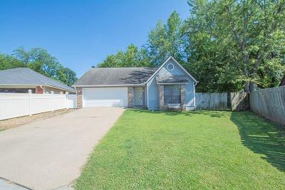 Fort Smith Single Family Home For Sale: 702 Candlestick CT