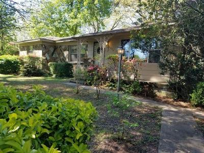 Fort Smith AR Single Family Home For Sale: $170,000