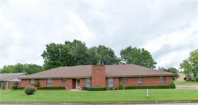Fort Smith AR Single Family Home For Sale: $237,500